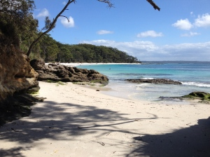 In between the P-FUTURES work and my Sydney mapping project, I spent a weekend down south at Jervis Bay. Such beautiful Australian Landscapes!